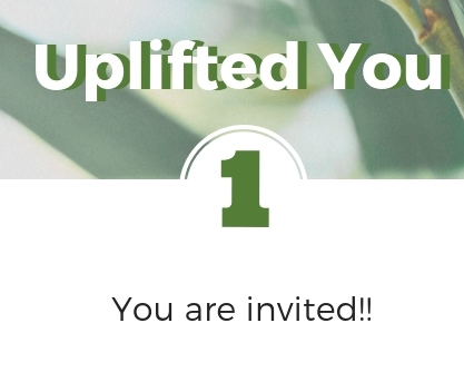 uplifted you logo